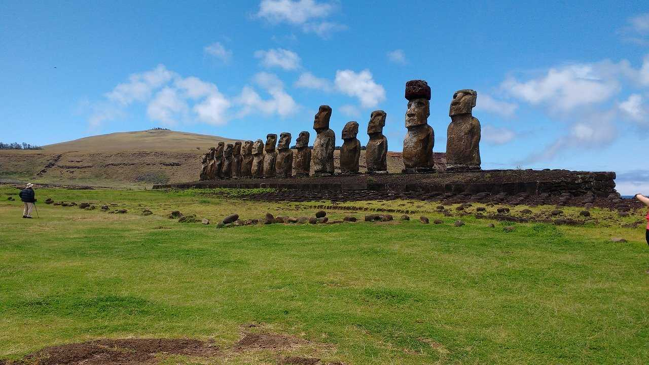 DNA shows South Americans inhabited Polynesia 800 years ago