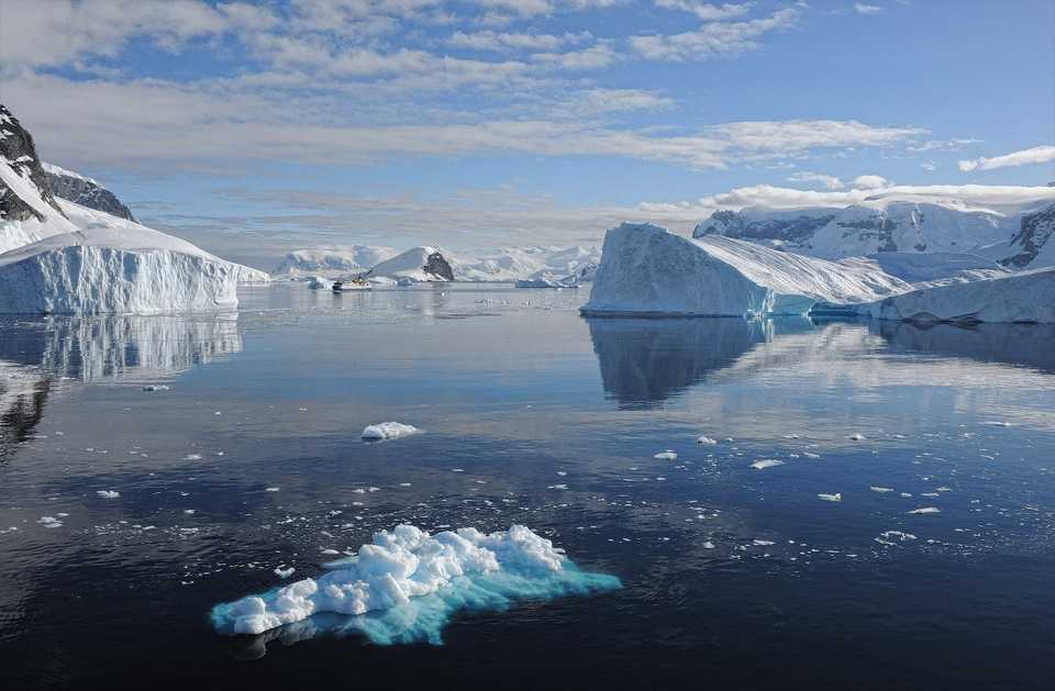 Antarctic marine life helps solve CO2 puzzle from ice ages